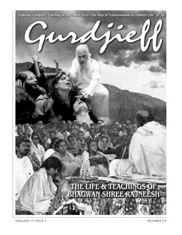 The Gurdjieff Journal - Issue #59