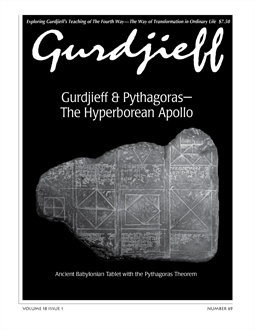 The Gurdjieff Journal - Issue #69