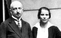 Thomas and Olga de Hartmann, Gurdjieff's Fourth Way Students, Ouspensky