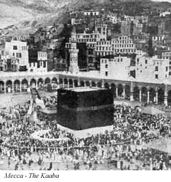 Mecca-The Kaaba