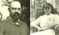 Leonid and Elizabeta Stjoernval, Gurdjieff's Fourth Way Students, Ouspensky